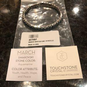 Touchstone Crystal Bracelet By Swarovski